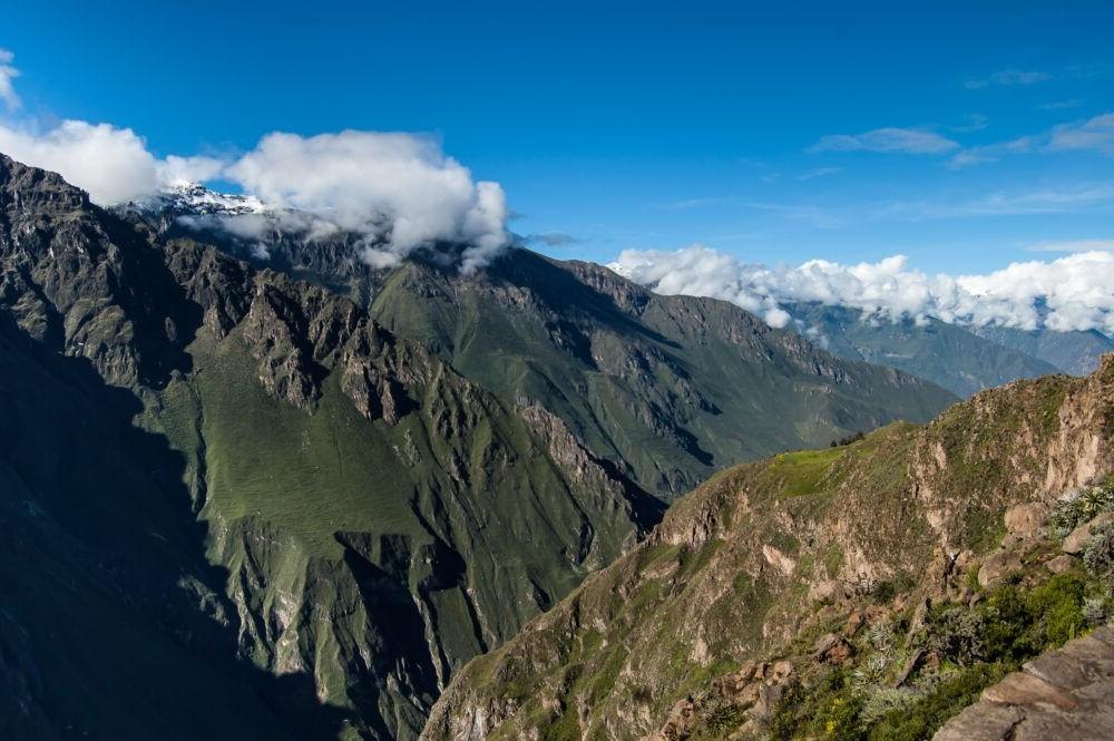 Vista del Cañón del Colca