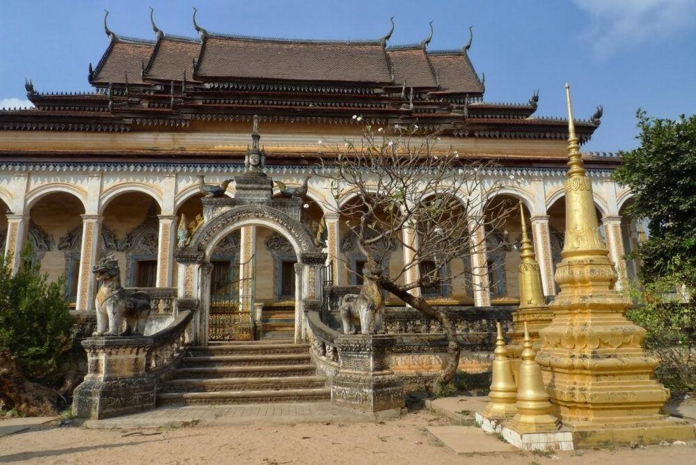 Wat Bo Area