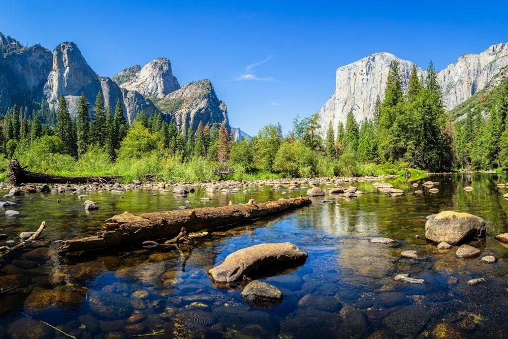 Los 10 Parques Nacionales más hermosos de California