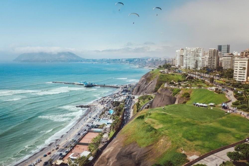 Zonas turísticas de Lima Prú