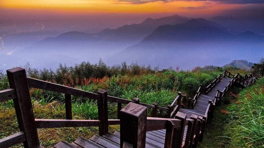 destino Alishan National Scenic Area