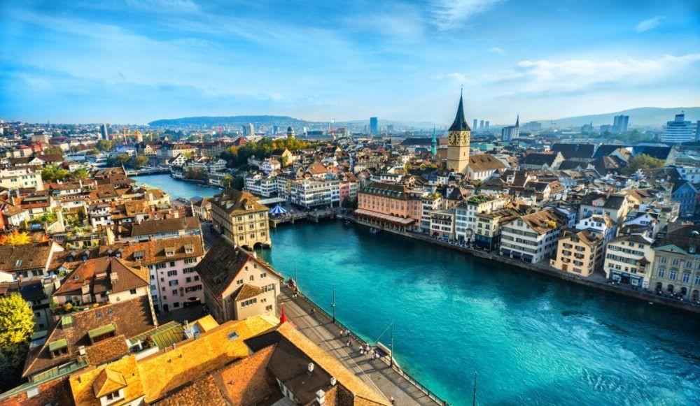 destino Europa, Zurich