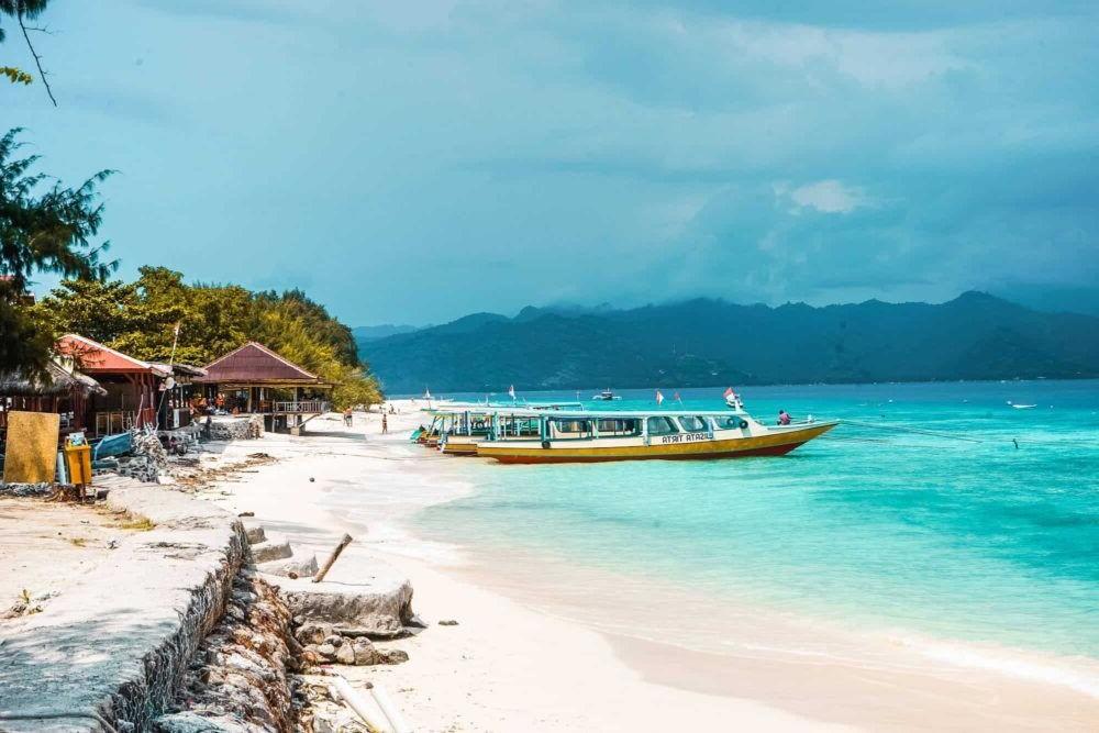 turismo en las Islas Gili