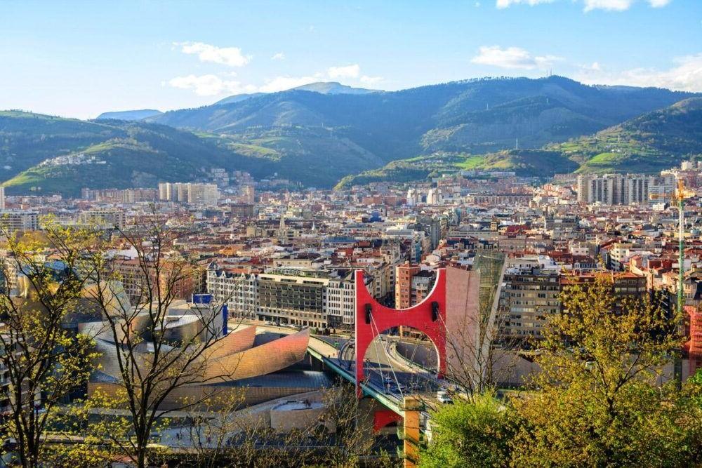 Destino Bilbao España