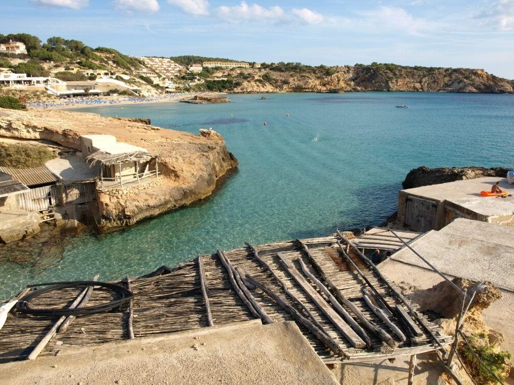Destino Cala Tarida Ibiza