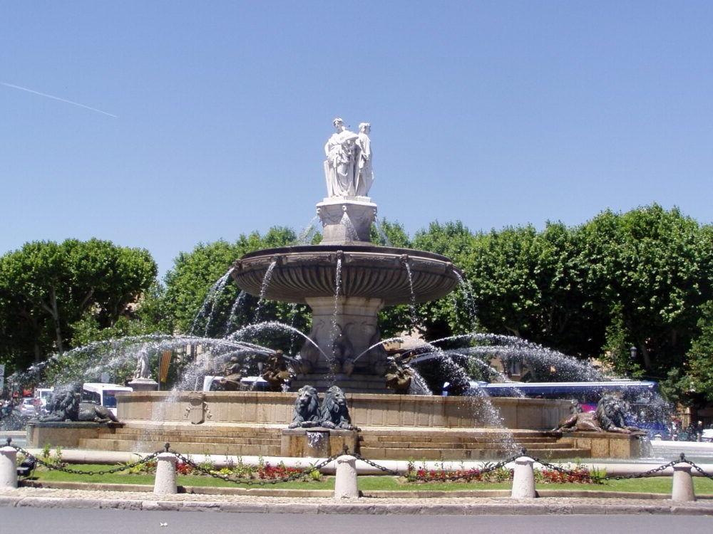 Destino Aix-en-Provence