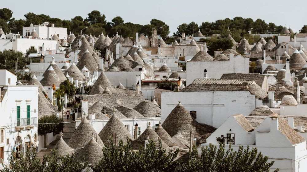 Destino Alberobello