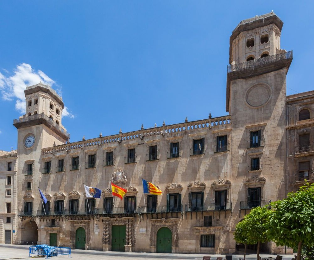 Destino Alicante España