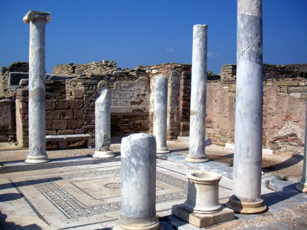 Destino Ancient Delos