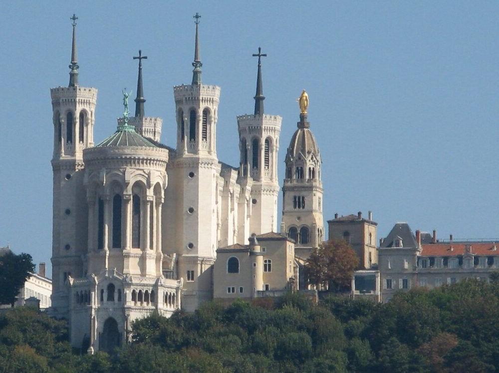 Destino Basílica de Fourvière