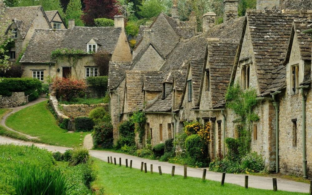 Los 15 pueblos más encantadores de Inglaterra