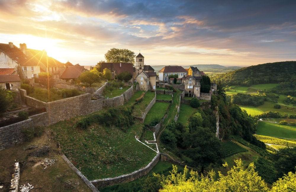 Destino Bourgogne-Franche-Comté