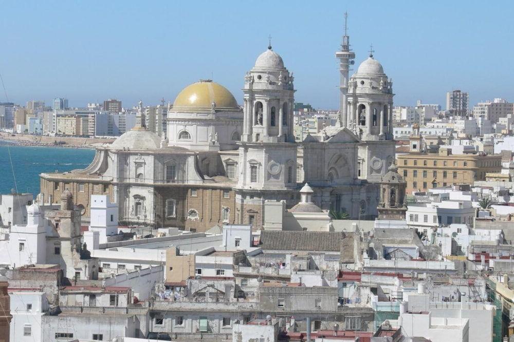 Destino Cádiz España