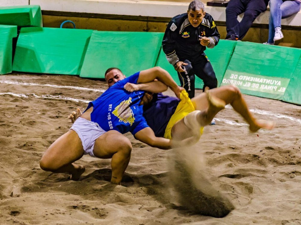 Destino Canarian Wrestling