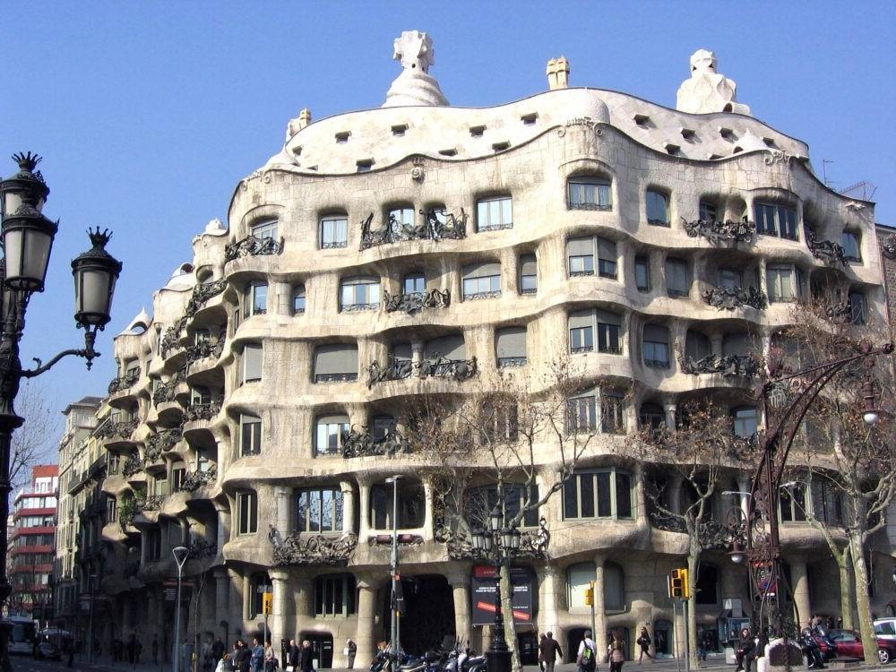 Destino Casa Milá Barceloneta