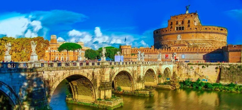 Destino Castel Sant'Angelo