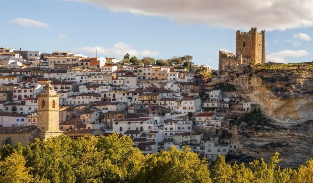 Destino Castilla la Mancha