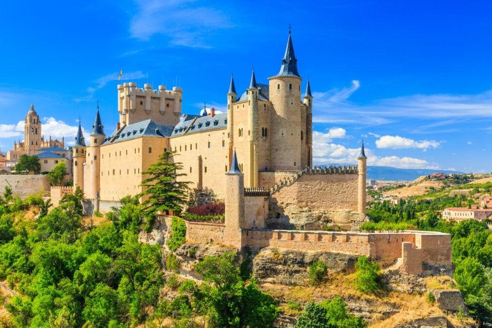 Destino Castilla y León España