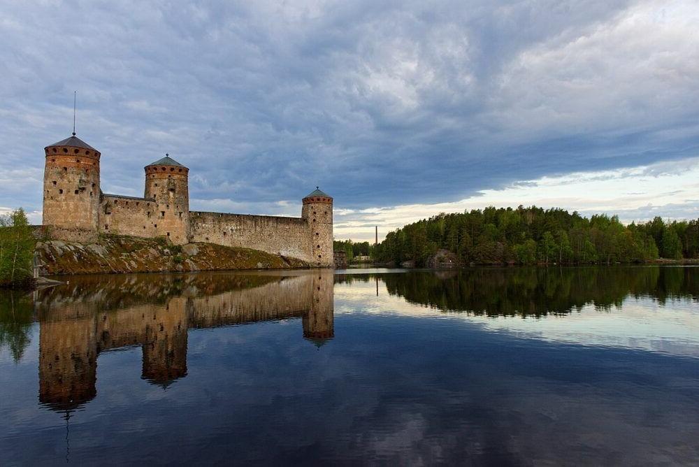 Destino Castillo de Olavinlinna