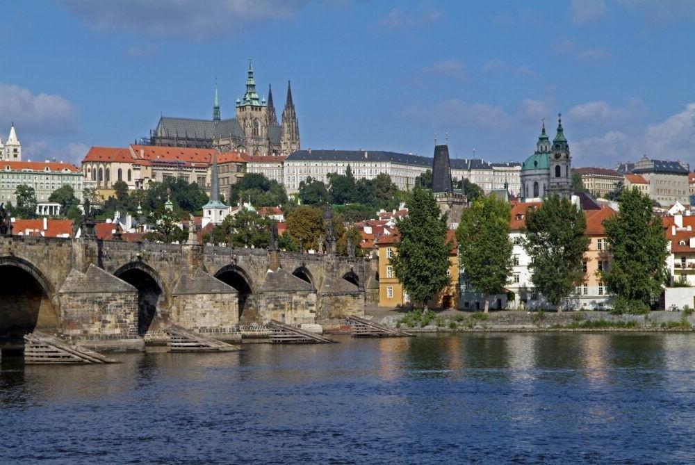 Destino Castillo de Praga
