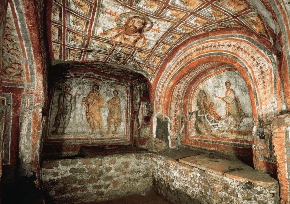 Destino Catacumbas Roma