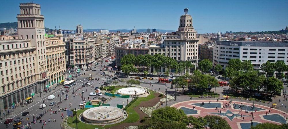 Destino Cataluña Barcelona