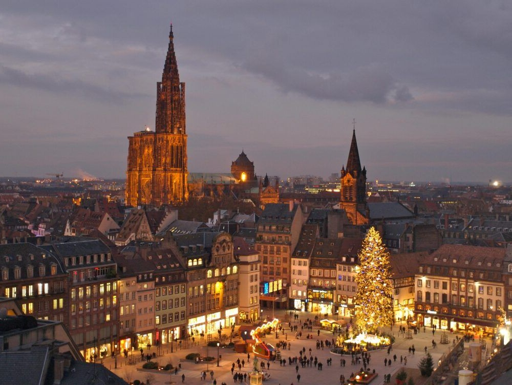 Destino Catedral de Estrasburgo