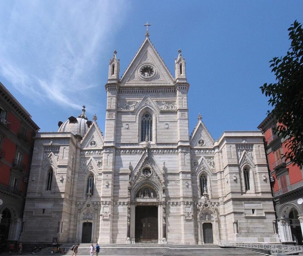 Destino Catedral de Nápoles