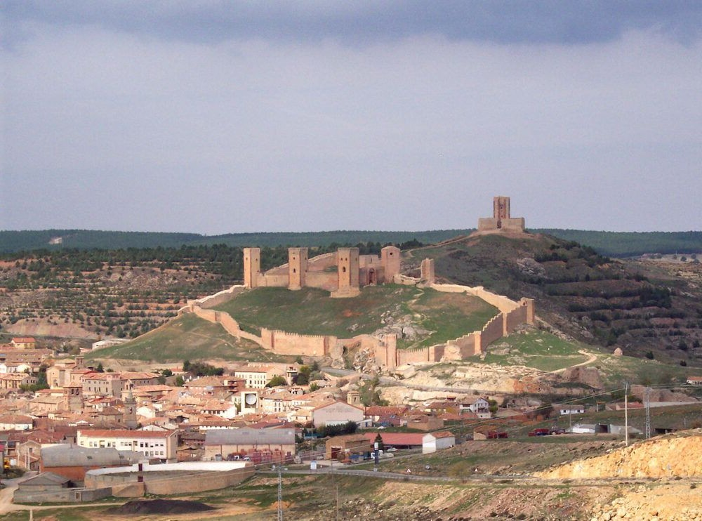 Destino Ciudad Aragon España