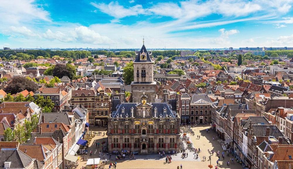 Destino Delft