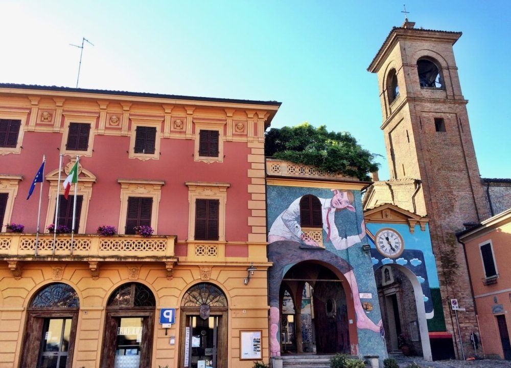 Destino Dozza Italia