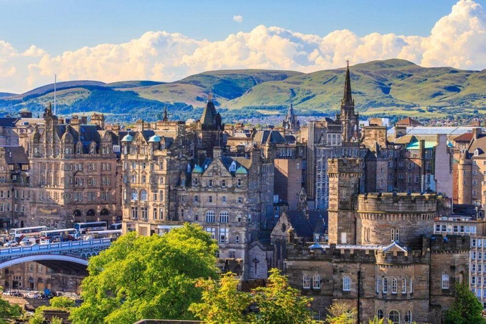 Destino Edimburgo