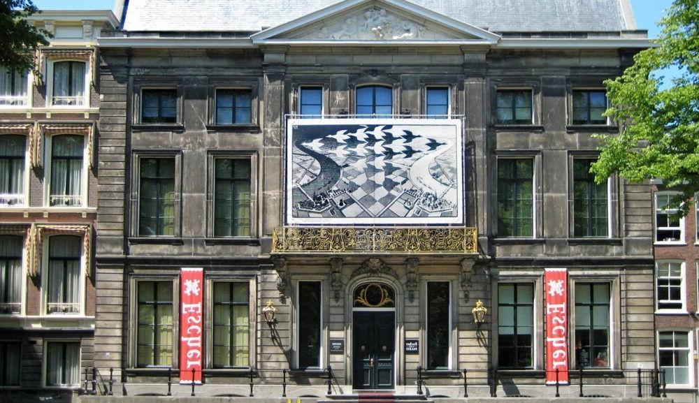 Destino Escher in Het Paleis