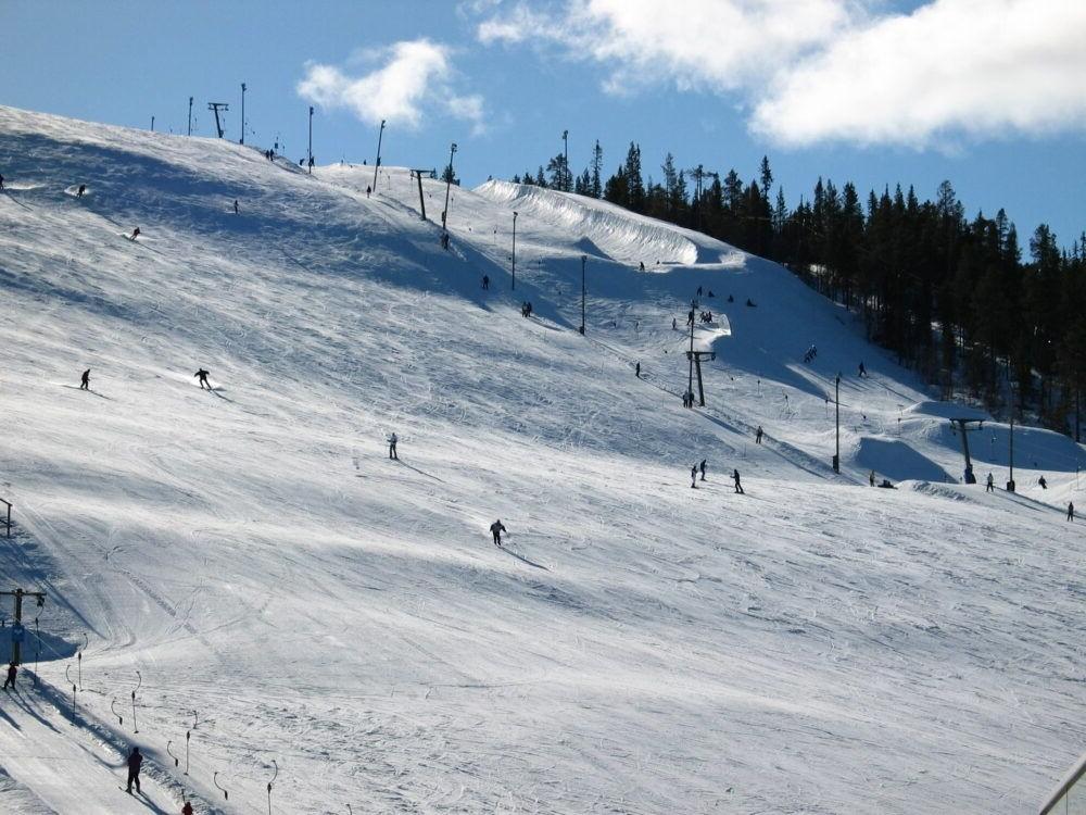 Destino Esquí en Levi Finlandia