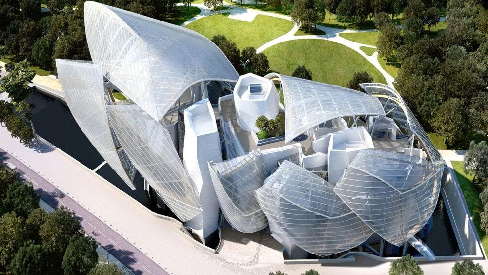 Destino Fondation Louis Vuitton