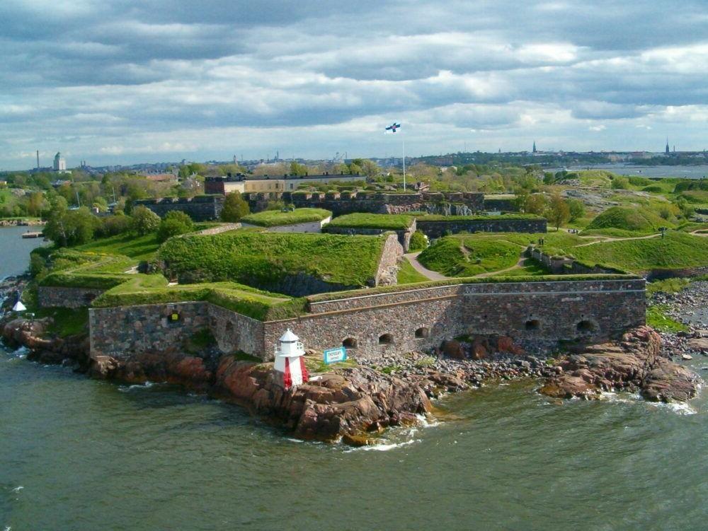 Destino Fortaleza de Suomenlinna