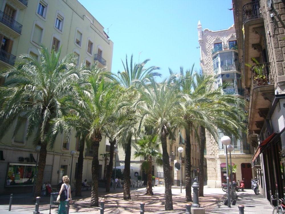 Destino Gràcia Barceloneta