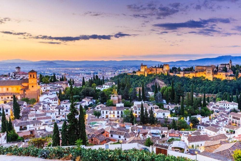 Destino Granada España