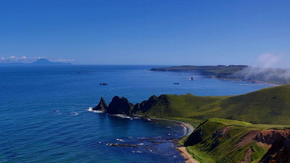 Destino Islas Kuriles