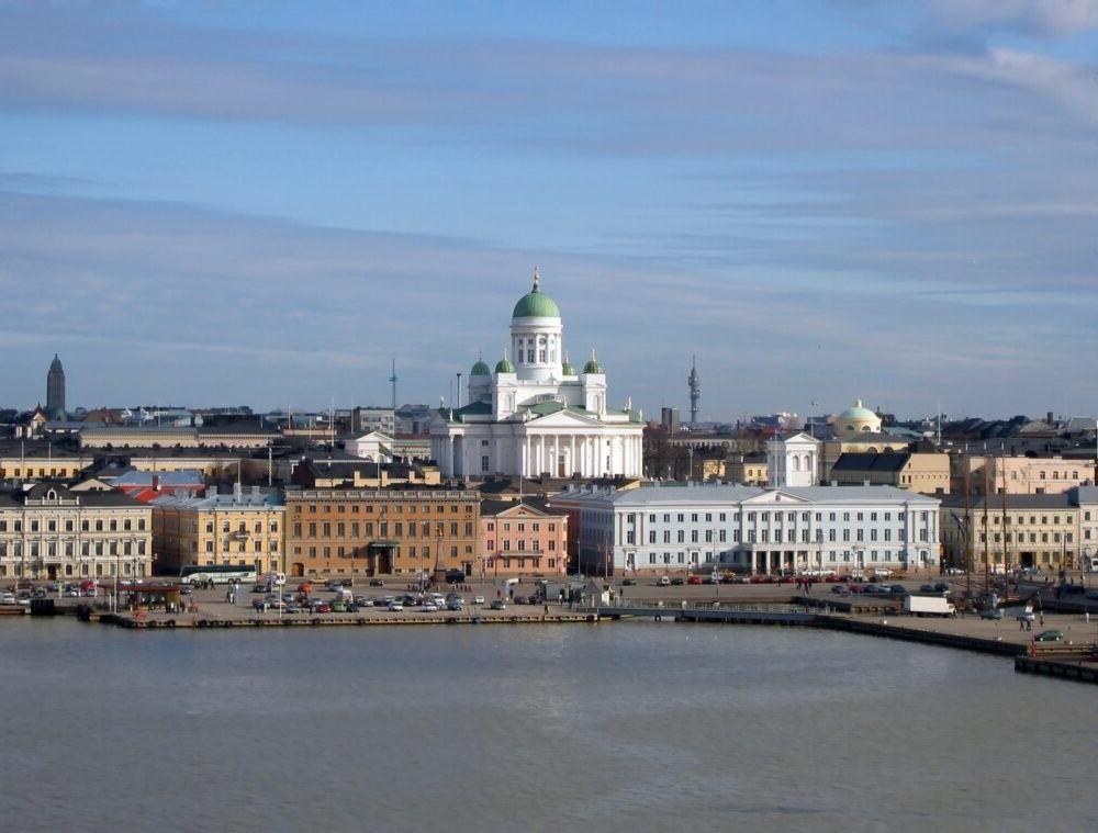 Destino Kauppatori Helsinki