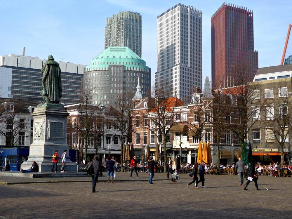Destino La Haya
