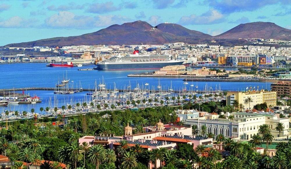 Destino Las Palmas España