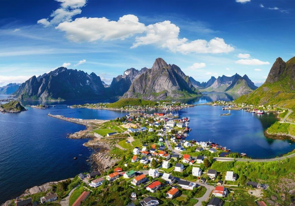 Destino Lofoten Islands