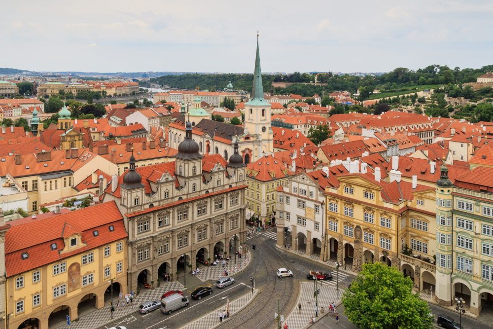 Destino Malá Strana Praga