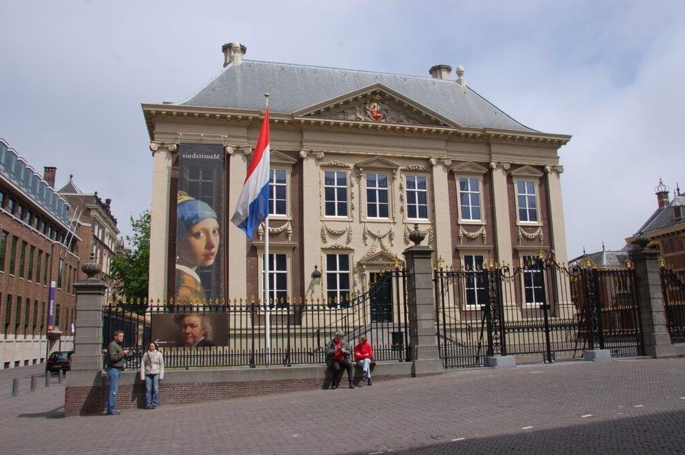 Destino Mauritshuis