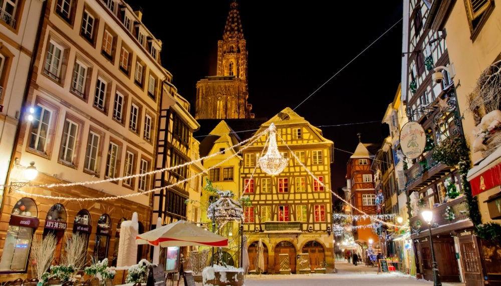 Destino Mercados de Navidad Francia