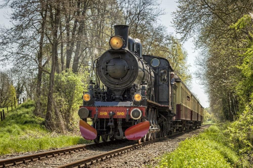 Destino Miljoenenlijn Steam Train