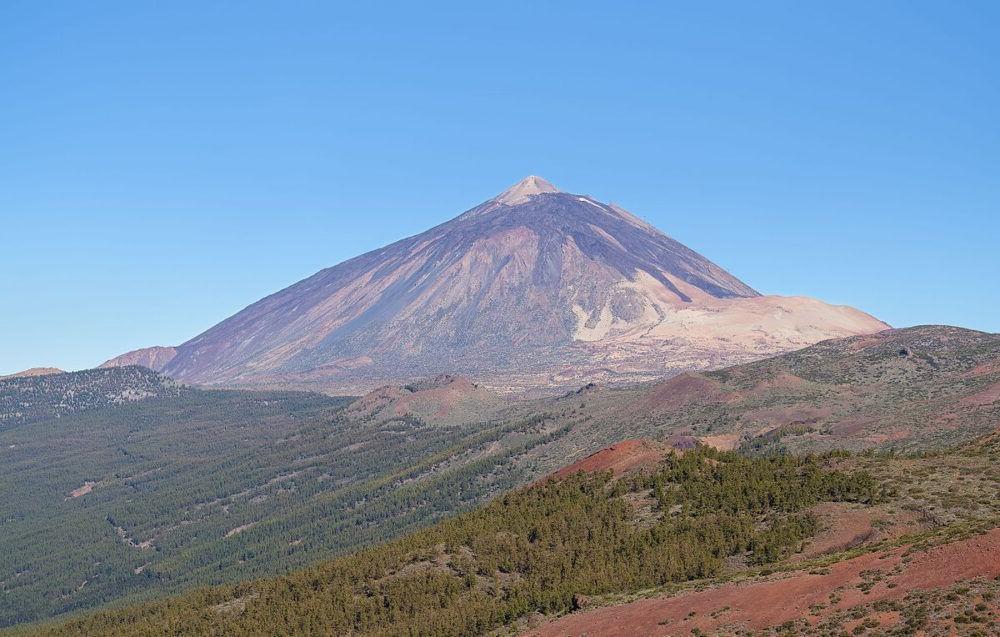Destino Monte Teide