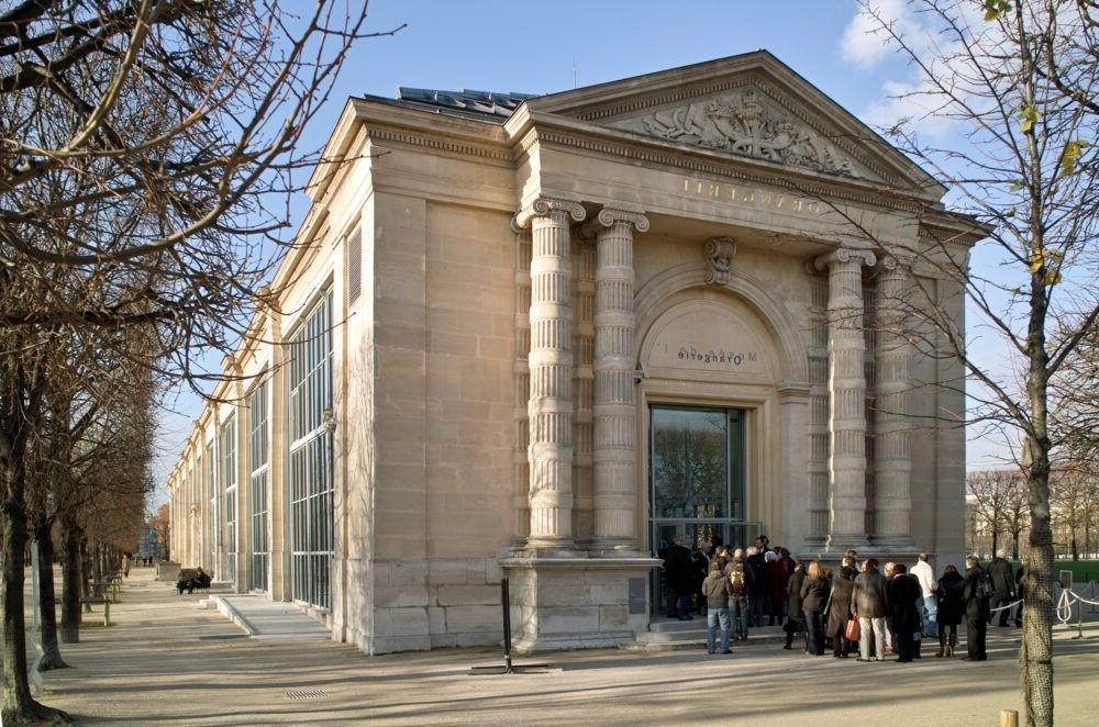 Destino Musee de l'Orangerie