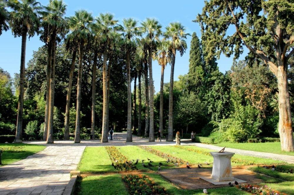 Destino National Garden of Athens